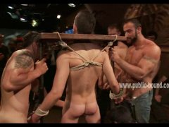 hung hunks love bdsm