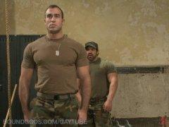 military hunks