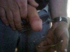 Amateur Glass Pisser