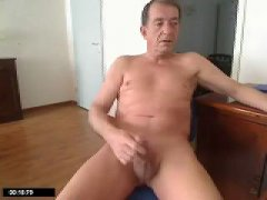 Old Man Handjob
