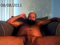 Big Hairy Bear