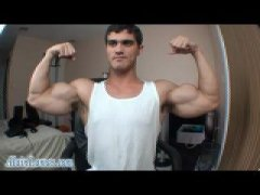 Muscle on Webcam