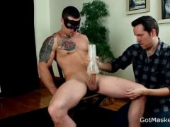 Leatherclad Stud Enjoys