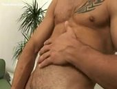 Hot Muscle Hunk, Rudy Bodlak Jerking Off Fat Dick