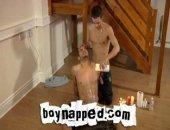 Nathaniel Bronze Gets Kinky