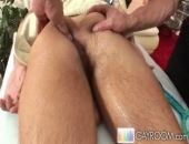 Oily Ass Massage