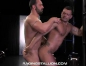 Fabio Stallone And Angelo Marconi