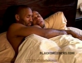 Cute Black Couple Fucks