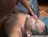 Hot Sexy Gay In Very Sexy Bareback Porn With Ass Cumshots