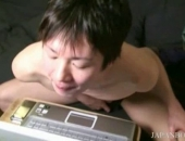 Gay Japanese Twink Webcam Show