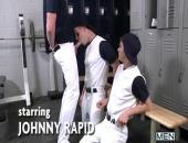 Major League Part 2 - BDAS - Big Dicks At School -  Johnny Rapid , Andrew Stark , Riley Banks