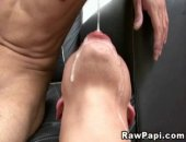 Wild Latino Gay Sex With Facial