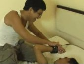 Nick Tied And Tickled By Two
