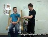College Boy Physicals - Ashton